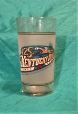 Kentucky Derby 125, May 1, 1999. Collectible Mint Julip Glass