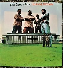 EX-THE CRUSADERS - UNSUNG HEROS - BLUE THUMB RECORDS - BTS 6007 FROM 1973