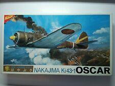 Nakajima Ki-43-I Hayabusa 1/48 Nichimo