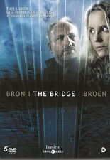 THE BRIDGE : COMPLETE SEIZOEN 1 -  nieuw - 5 DVD BOX SET sealed