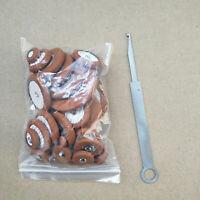 1Set Selma Saxophone Pads + Saxophone Repair Tool