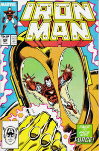 IRON MAN (1968) #223 (Blizzard II Appearance) - Back Issue