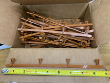 """TYCO Track Guard Rails. Lot of 45  9"""" Long"""