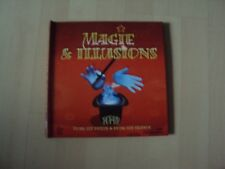 jeunesse   MAGIE ET ILLUSIONS  (pop-up)