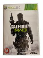 XBOX 360 Call of Duty MW3 - Modern Warfare 3 [2011].   -Tested-  (18)