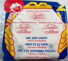 1996 McDonald's Happy Meal Aladdin Prince of Thieves Abu and Carpet MIP C10!