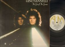 GINO VANNELLI The Gist of the Gemini LP 1976 UK foc GATEFOLD