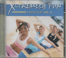 X-TREMELY FUN-Aérobic sans escale vol.8 Clueless DANCETERIA Antonia ascolino