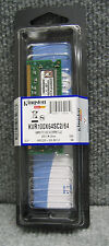 KINGSTON TECHNOLOGY KVR100X64SC2/64 64MB MEMORY MODULE