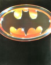 BATMAN - Tim Burton / Michael Keaton / Nicholson LIVRE DE PRESSE D'ÉPOQUE (1989)