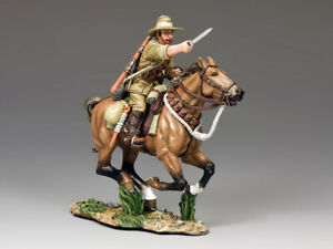 King & Country AL039 The Charger MIB