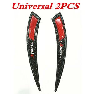 PVC Wheel Eyebrow Arch Lip Trim Strip Sticker For Car Fender Flares Splash Guard