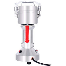 High Speed Electric Herb Grain Grinder Cereal Mill Flour Powder Machine 700g