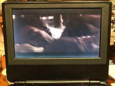 "Axion 7"" Portable DVD Player #16-471j"