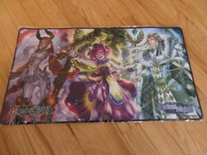 Force of Will/Ancient Nights  Play Mat/ Game Mat/ Desk Mat NEW -- 22 x 13 inches