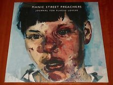 MANIC STREET PREACHERS JOURNAL FOR PLAGUE LOVERS 2009 1st PRESS VINYL LP EU New