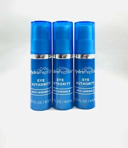 Hydro Peptide Eye Authority Samples 2 counts = 10ml) SALE!