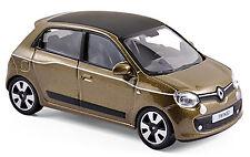 Renault Twingo III 3 - 2014-17 Capuchino marrón metalizado 1:43 Norev