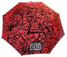 """Mylene Farmer concert """"Tour 2009"""" Parapluie En Tournée 2009"""