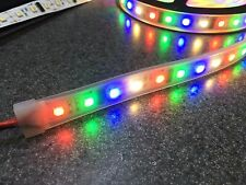 60 LEDs/m - 5M 4 channel RGBW UCS2912 LED Strip, IP67, individually addressable!