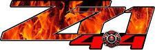 Z71 4 x 4  Firefighter Vinyl Sticker Decal Cars Trucks Vans Walls Laptop