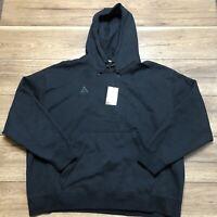 Nike ACG Mens Pullover Black Hoodie CT6337-011 NWT Size XXL