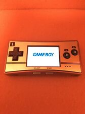 USED Nintendo Gameboy Micro Famicom Color Console 20th Anniversary F/S Japan