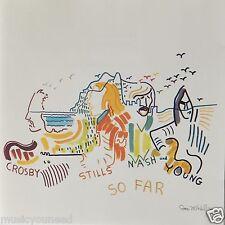 Crosby, Stills, Nash & Young - So Far (CD Atlantic) VG++ 9/10