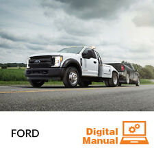 Ford Med/Heavy Truck - Service and Repair Manual 30 Day Online Access
