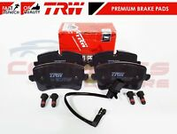 FOR AUDI A4 A5 A6 A7 Q5 2007- REAR GENUINE TRW BRAKE PADS SET OEM BRAND NEW
