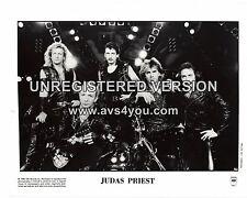 "Judas Priest 10"" x 8"" Photograph no 1"