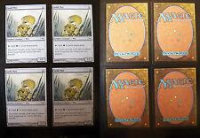 4x Gold Myr - Mirrodin
