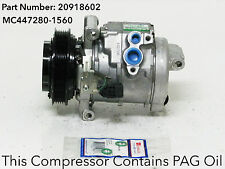 2012-2014 CHEVY CAPTIVA SPORT LS 2.4L USA REMANUFACTURED A/C COMPRESSOR KIT.