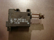 BMW K 1200 LT Koffer Verriegelung ZV  top case Power lock actuator  OEM 99 - 08