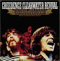 CREEDENCE CLEARWATER REVIVAL Chronicle CD NEW 20 Greatest Hits Best John Fogerty