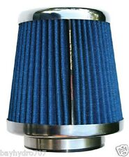 "Organic Air 6"" BLUE HEPA Air Filter SAVE $$ W/ BAY HYDRO $$"