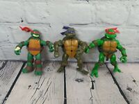 Tmnt teenage mutant ninja turtles Bundle. 2002x2 2012x1