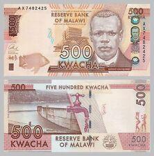 Malawi 500 Kwacha 2015 unz.
