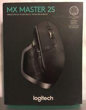 *NEW 2017*Logitech MX Master 2S Wireless Laser Mouse 910-005131 Graphite Grey
