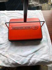 Vintage 1960's Fuller Brush Co Electrostatic Action Floor Sweeper.