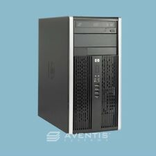 HP 6200 Tower Intel Quad i5-2400 3.1GHz / 4GB / 250GB /DVD-RW / Win 7 x64 /WNTY
