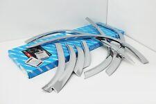 AutoClover Chrome Fender Guard Molding 8Pcs 1Set For KIA Sorento 2011 2014