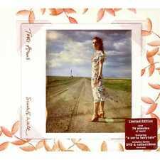 Tori Amos Scarlet's Walk 2-disc CD/DVD set UK 5087829 EPIC
