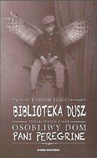 Biblioteka dusz, Ransom Riggs, polish book, polska ksiazka