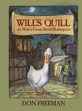 Will's Quill by Freeman, Don