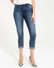 SPANX 5 Pocket Boyfriend Jeans Raven FD8115 27 NWT $158