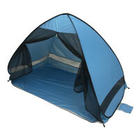 Instant Automatic Pop Up Backpacking Camping Hiking Tent Easy to Use