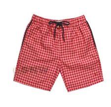 Abbigliamento rossi Tommy Hilfiger per il mare e la piscina da uomo taglia M