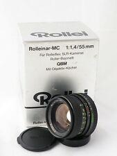 Rollei Rolleinar-MC 55 mm f/1.4 QBM lens (please read)