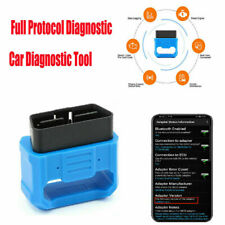 Bluetooth OBD2 Reader WIFI CAR CODE SCANNER Full Protocol Car Diagnostic Tool